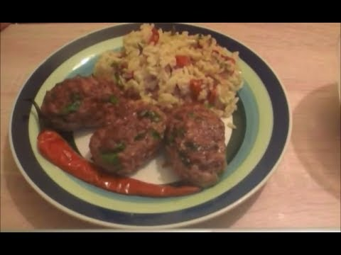 MEMORIES OF MACEDONIA ~ KOFTE (Macedonian Meatballs / Kebabs)