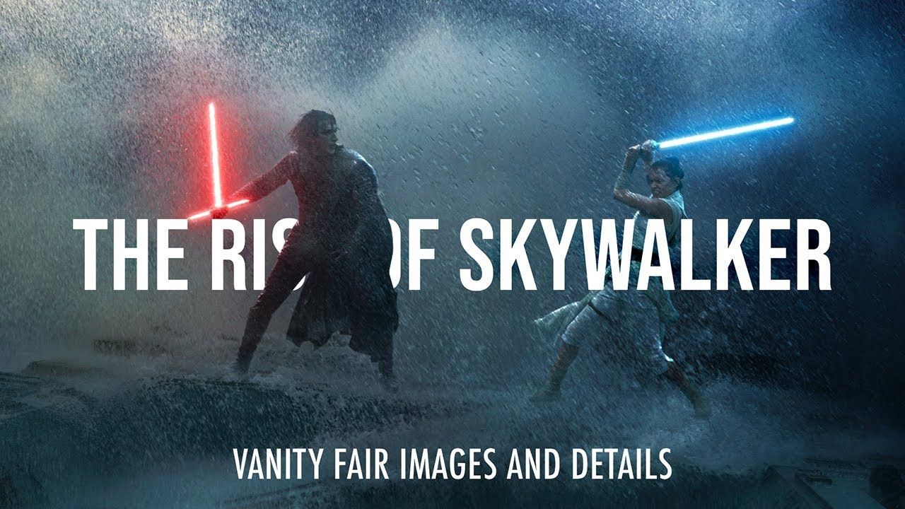 The Rise Of Skywalker New Images Released New Details Vanity Fair Youtube