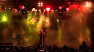"""HEAD-LESS - """"Mein Anfang"""" (Live) // OFFICIAL VIDEO (HD)"""