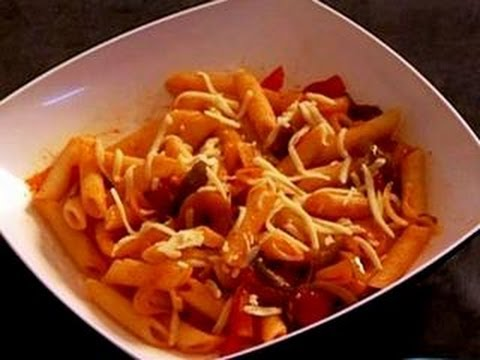 Mix Bell Peppers Pasta Recipe