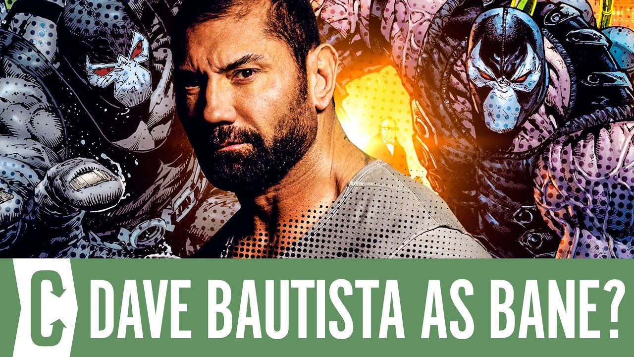 Dave Bautista on Bane and What He Would Bring to the Batman Villain Role