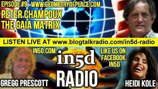 in5d Radio - Ley Lines - Peter Champoux   in5d.com