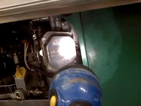 hqdefault changing spark plugs on onan 7000 generator youtube  at bayanpartner.co