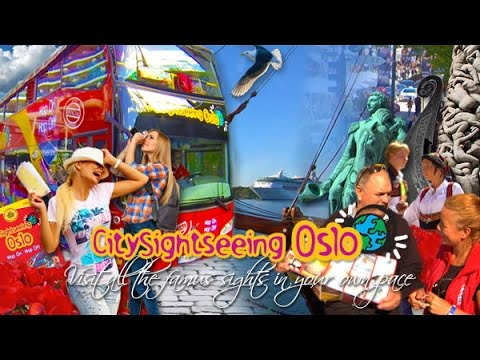 Oslo City - Norway - Open Top Sightseeing Tour 2015