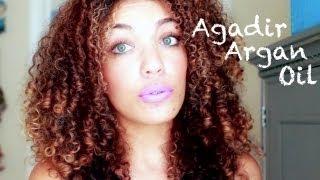 Agadir Argan Oil Product Review