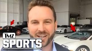 Steven Tyler Interested in Floyd Mayweather's Million Dollar Bugatti | TMZ Sports