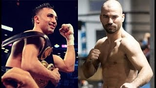 Artem  Lobov vs Paulie Malignaggi possible fight, who would win in BNB?