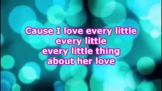 Russell Dickerson — Every Little Thing (Lyrics) Video