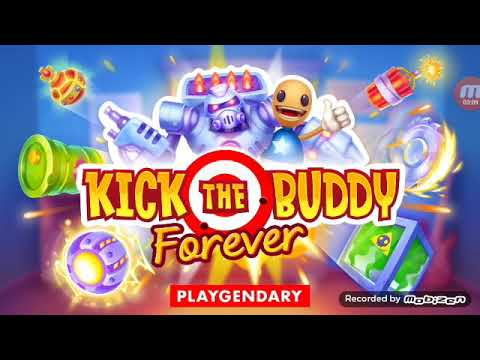 JUEGO KICK THE BUDDY FOREVER