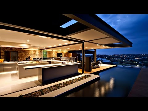 Exclusive Luxury Contemporary Residence in Mooikloof Heights, Pretoria, South Africa