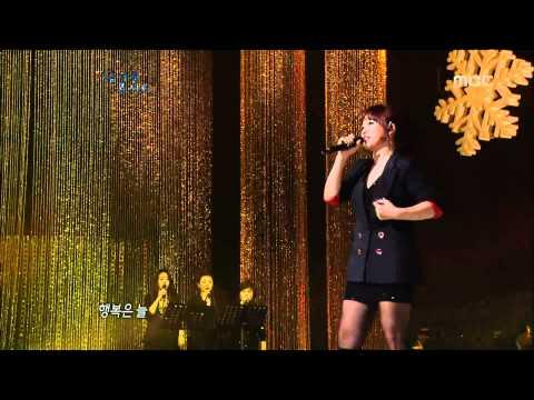 아름다운 콘서트  Seo Youngeun  Im not alone, 서영은  혼자가 아닌 나, Beautiful Concert 20120103