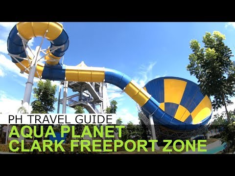 Aqua Planet Clark Freeport Zone Pampanga Philippines