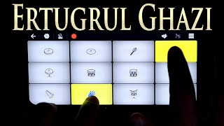 Download song Ertugrul Ghazi On Walk Band App   Vivo V17 pro   Janny Dholi   Mobile Drumming