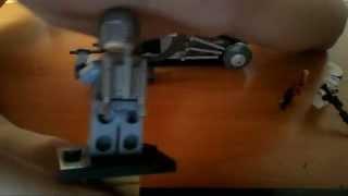 Обзор на набор LEGO стар ворс