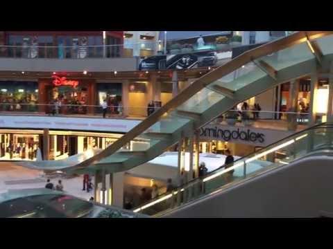 iPhone 6s 4K video sample: Santa Monica Place