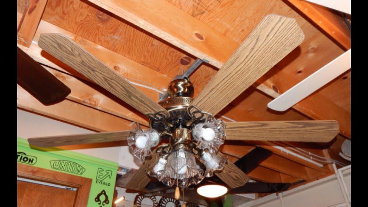 JCPenney Ceiling Fan   1080p HD Remake - YouTube