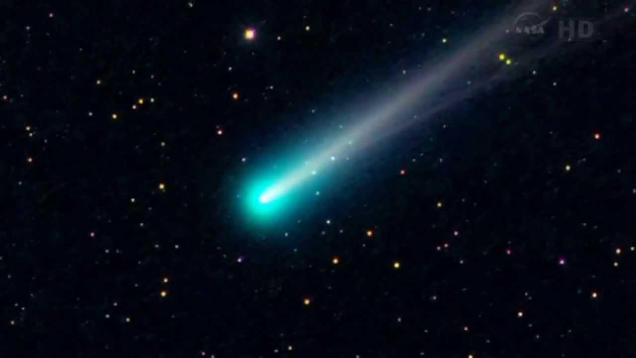 nasa comet 2019