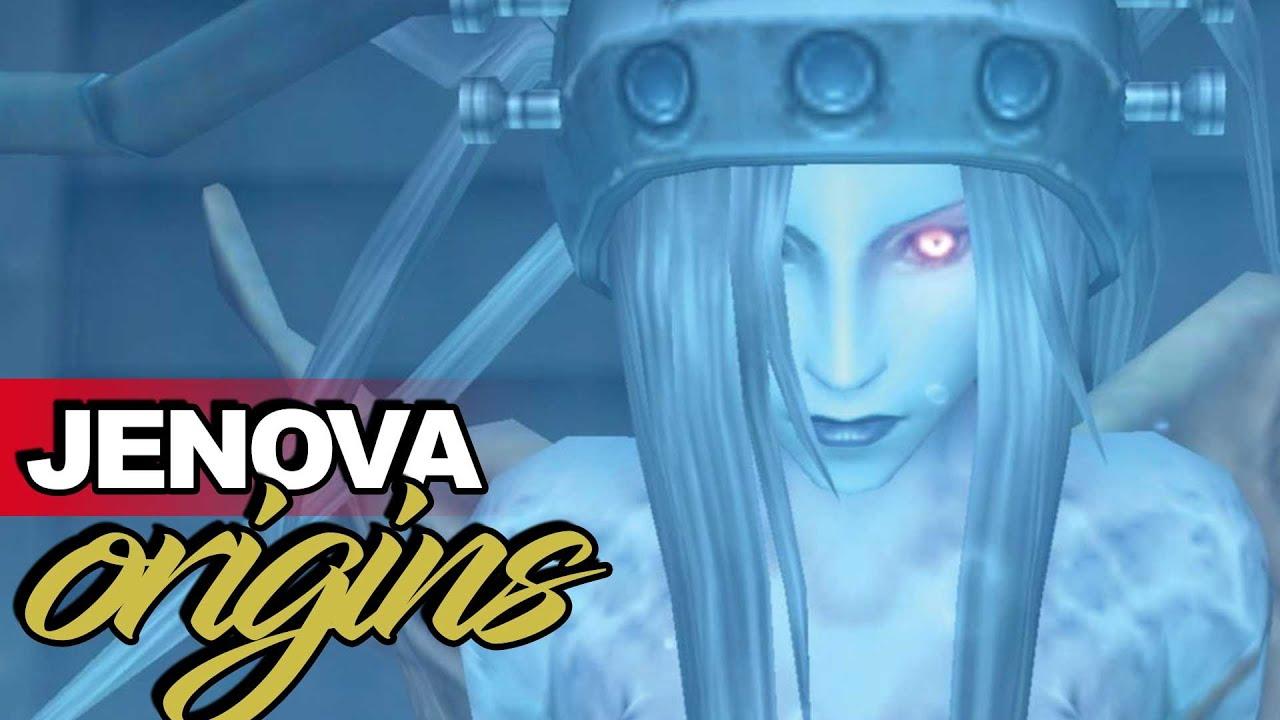 Final Fantasy 7 Lore ► JENOVA's Origins Explained