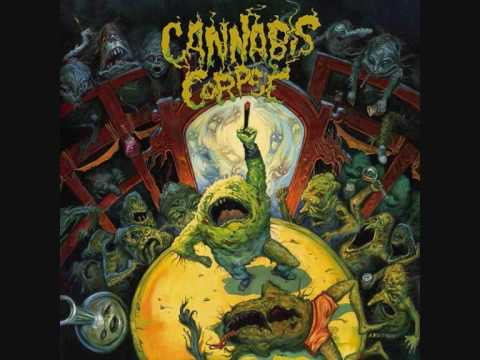 """Cannabis Corpse - Shit Of Pot Seeds (NEW SONG from """"The Weeding"""" EP!!)"""