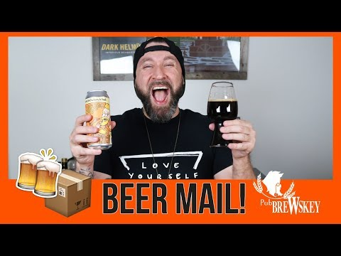BUSTIN' NUTS | Beer Mail | Pub BreWskey - Brasserie Artisanale