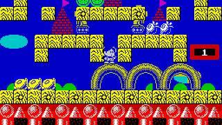 Rainbow Islands Longplay (Spectrum 128K) [50 FPS]