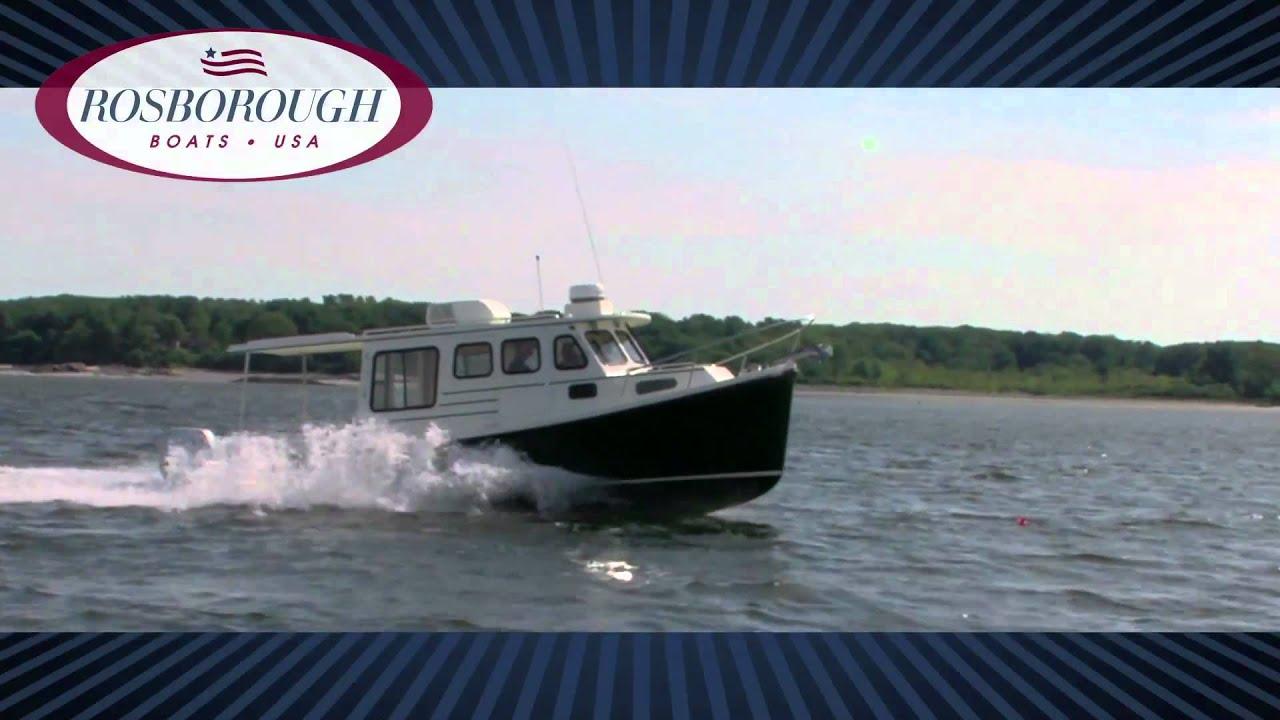 Rosborough Boats / Rosborough USA / Boat Builders / 31
