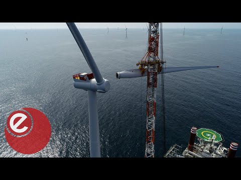 World's Largest Offshore Wind Farm | Energy Live News