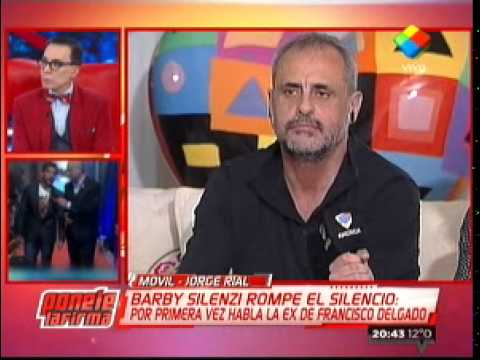 La ex de Francisco Delgado: Nos peleamos una vez porque me había sido infiel con Campanita