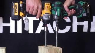 Hitachi Triple Hammer