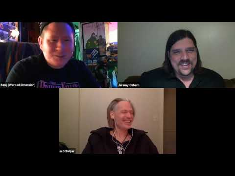 """New EPISODE on """"KID GLOVE KILLER HOUR""""! The Big Ugly Q&A with Scott Wiper and Jeremy Osbern!"""