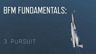 DCS World BFM - Fundamentals 3 - Pursuit