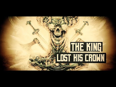 UNLEASHED - The King Lost His Crown (Official Lyric Video) | Napalm Records