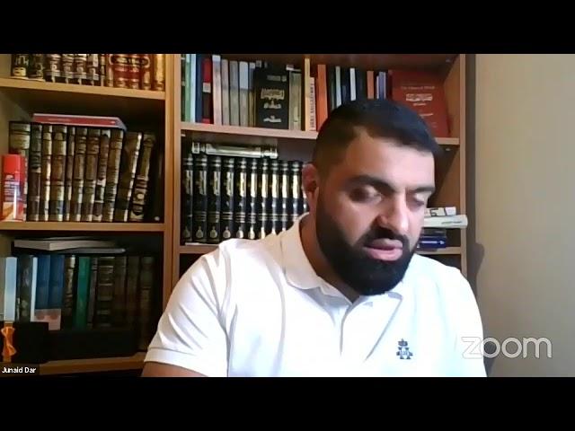Tafsir ul Quran – Surah Al-Imran- V181 Every soul shall taste death- Shaykh Junaid Dar Al-Azhary