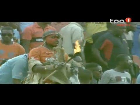 CAF Confederations Cup 2017 - Copa das Confederações da CAF 2017 - Libolo vs Smouha - JOGO COMPLETO