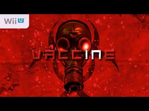 Vaccine (Wii U) First 13 Minutes - First Look - Gameplay ITA