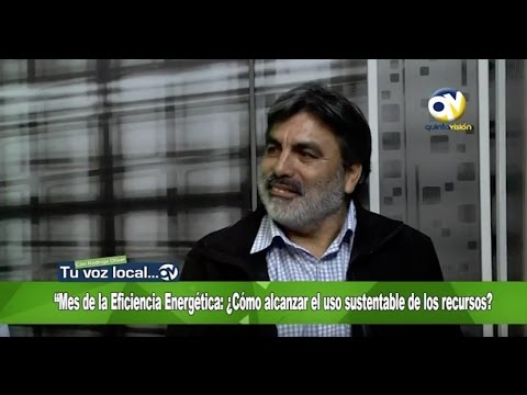 DIMA - Entrevista al Profesor Santiago Geywitz en Tu Voz Local, Quintavisión
