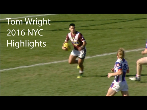 Tom Wright 2016 Highlights