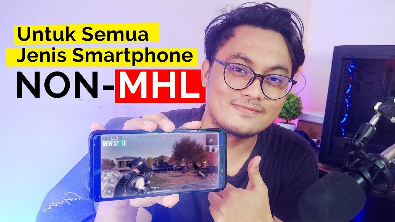 Solusi Buat Hp Android Yang Gak Support Mhl Mirroring Di Elgato Atau Ezcap Bisa Internal Audio Youtube