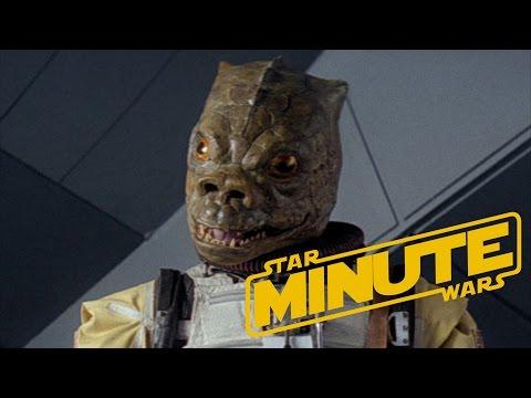 Bossk (Legends) - Star Wars Minute