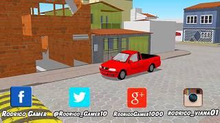 SAIUU! Nova Versão Carros Clássicos Android [Jogo de Carros Brasileiros com Caminhões para Celular!]