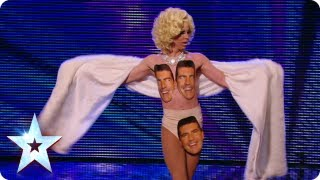 Here's a taster of what you can expect to see this Saturday night! | Britain's Got Talent 2013