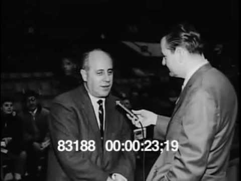 Red Auerbach Interview - Feb. 8, 1966