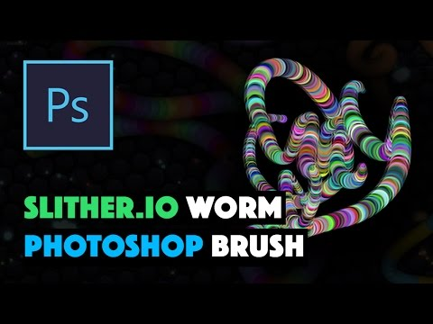 How To Create Custom Colorful Brush Tool In Adobe Photoshop
