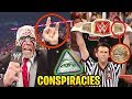 10 Crazy WWE Conspiracy Theories That Might Be True