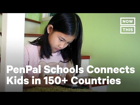 Pen Pal Program Connects Kids During COVID-19   NowThis