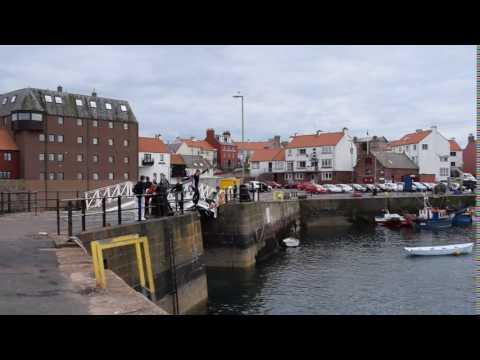 Dunbar Harbour Jumping