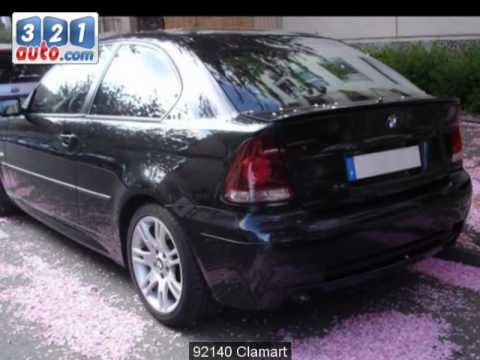 occasion bmw pack m 320td compact 2003 163000 kms clamart. Black Bedroom Furniture Sets. Home Design Ideas
