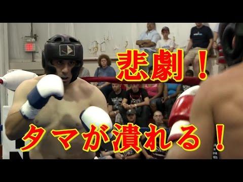 【悲劇】キックボクシングの試合中に両者同時に悲劇が!! ジャンクストーリー sub4sub