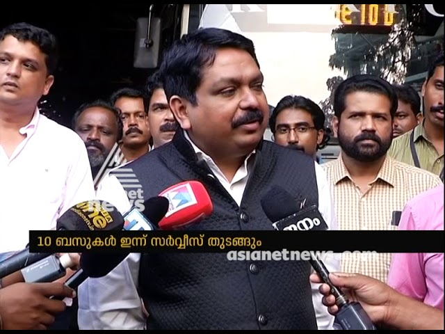 10 KSRTC electric bus to start service in Sabarimala ,Pamba -Nilakkal route