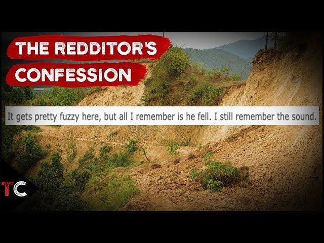 The Disturbing Reddit Confession